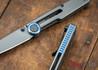 Kershaw Knives: Decibel - Framelock - Reverse Tanto - 2045