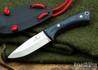 Victorinox: Small Outdoor Master - Linen Micarta - Scandi Grind - Neck Sheath