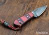 Joe Loui Knives: Chico #024 - Freddy Krueger G-10