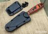 ESEE Knives: Xancudo S35VN - Black & Orange 3D G-10