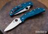 Spyderco: Endela - Blue FRN - K390 - C243FPK390