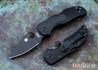 Spyderco: Native 5 Lightweight - Black FRN - CPM-S30V - C41PBBK5