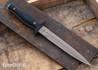 Spartan Blades: Spartan George V-14 - Black G-10 - CPM-S35VN - Flat Dark Earth PVD
