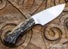 Arno Bernard Knives:Bush Baby Series - Gecko - Kudu Bone - AB21EG007