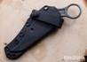 Bastinelli Knives: Anomaly - N690C - Dark Stonewash - Doug Marcaida Design
