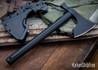 American Tomahawk: Model 2 - Black Supertough Nylon Handle - Drop-Forged 1060 Steel - Powdercoat