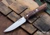 Lon Humphrey Knives: Tucson AEB-L - Tasmanian Blackwood - Blue Liners - LH30GG162