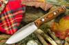 Bark River Knives: UP EDC - Orange & Black Suretouch - Matte