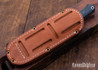Bark River Knives: UP Gunny - Red G-10 - Black Liners - Hollow Pins