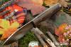 Bark River Knives: UP Gunny - Wenge - Black Liners - Mosaic Pins #1