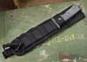 "Chris Reeve Knives: Green Beret - 5.5"" - Black KG Gun Kote - Serrations"