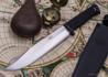 Fallkniven: A2 L - Wilderness Knife - Leather Sheath