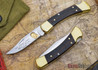 Buck Knives: The Weld - 110 Folding Hunter - Limited Production