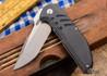 Brous Blades: Strife - Carbon Fiber - Satin Finish