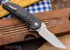 Brous Blades: Strife - Carbon Fiber - Stonewashed
