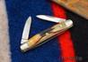 Schatt & Morgan: Keystone Series #06 - Senator - Two-Blade - Stag - #29