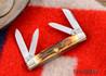 Schatt & Morgan: Keystone Series #03 - Mini-Congress - 4-Blade - Stag - #03