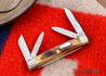 Schatt & Morgan: Keystone Series #03 - Mini-Congress - 4-Blade - Stag - #21