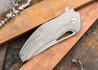 Northwoods Knives: Norfolk Whittler - Purple Camel Bone - #25
