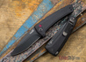 Kershaw Knives: Launch 3 - Black DLC - 7300BLK