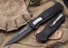 Benchmade Knives: 3300BK Infidel - OTF Auto - Black Blade