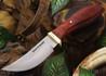 Jesse Hemphill Knives: DeKalb Series - High Falls - Red Elder Burl - #2