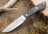 Fallkniven: Custom F1 - Black & Green Linen Micarta - Matte