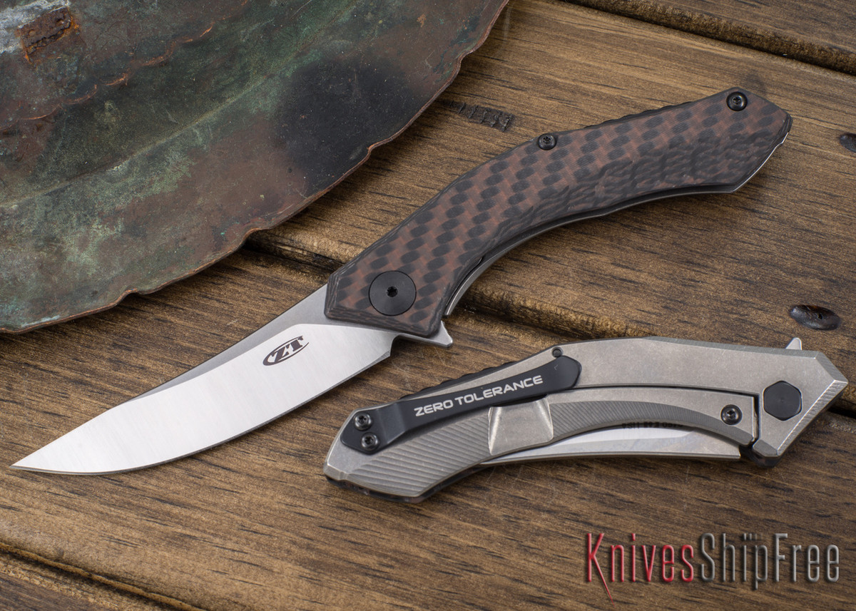 Zero Tolerance: 0460 - Sinkevich Persian Flipper primary image