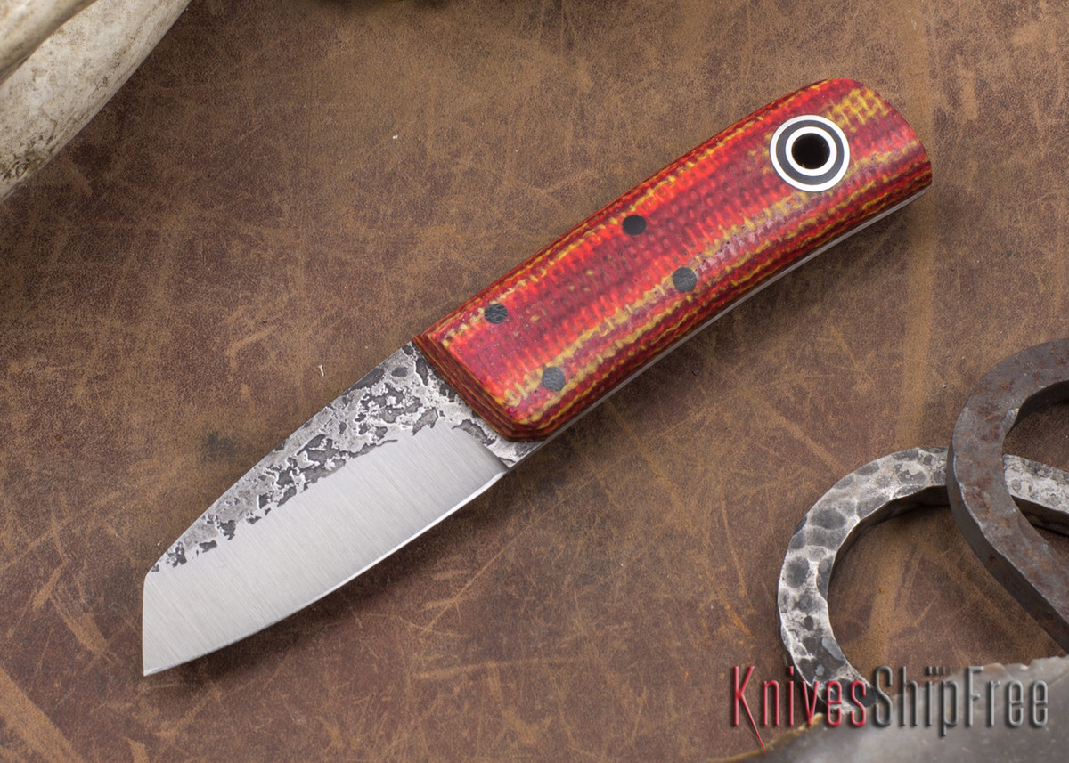 Fiddleback Forge: Pygmy - Fiesta Burlap -  Liners - A2 Steel primary image