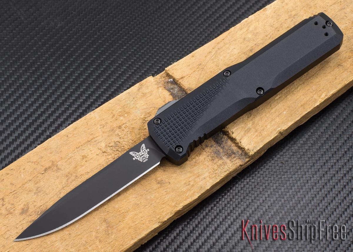 Benchmade Knives: 4600DLC Phaeton - OTF Auto - DLC Coating primary image
