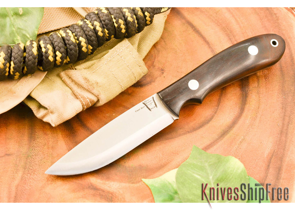 Hyken Knives: Bushcrafter CPM-154 - Desert Ironwood #3 primary image
