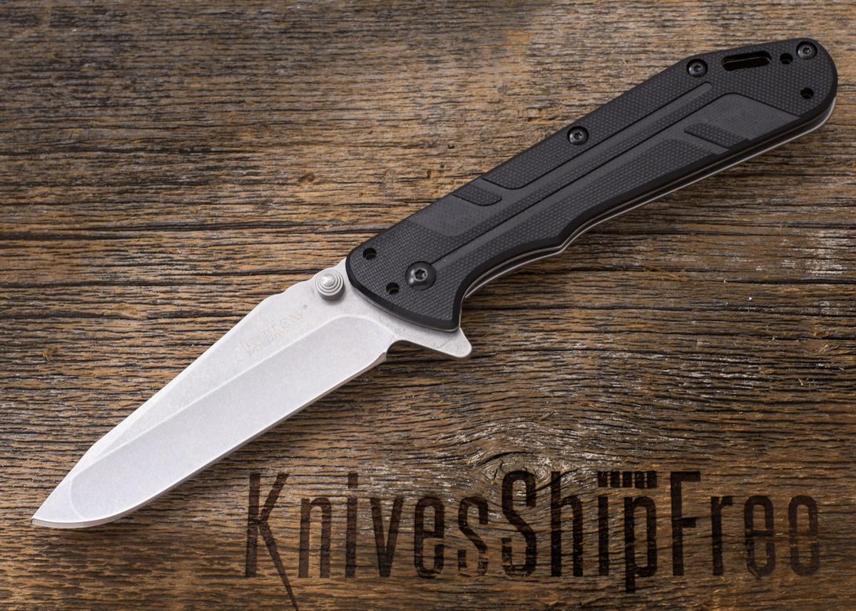 Kershaw Knives: Thermite - Stonewashed Finish - 3880 primary image