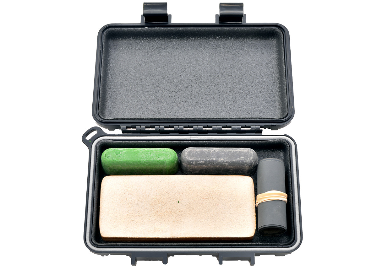 Complete Sharpening Kit for Field or Home w/ S3 Dry Box primary image