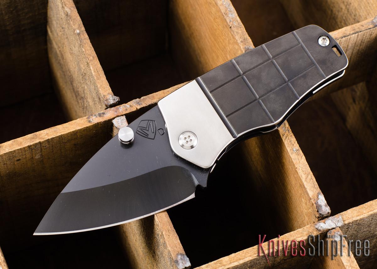Medford Knife & Tool: Sherman - PVD Coated Titanium & D2 Steel primary image