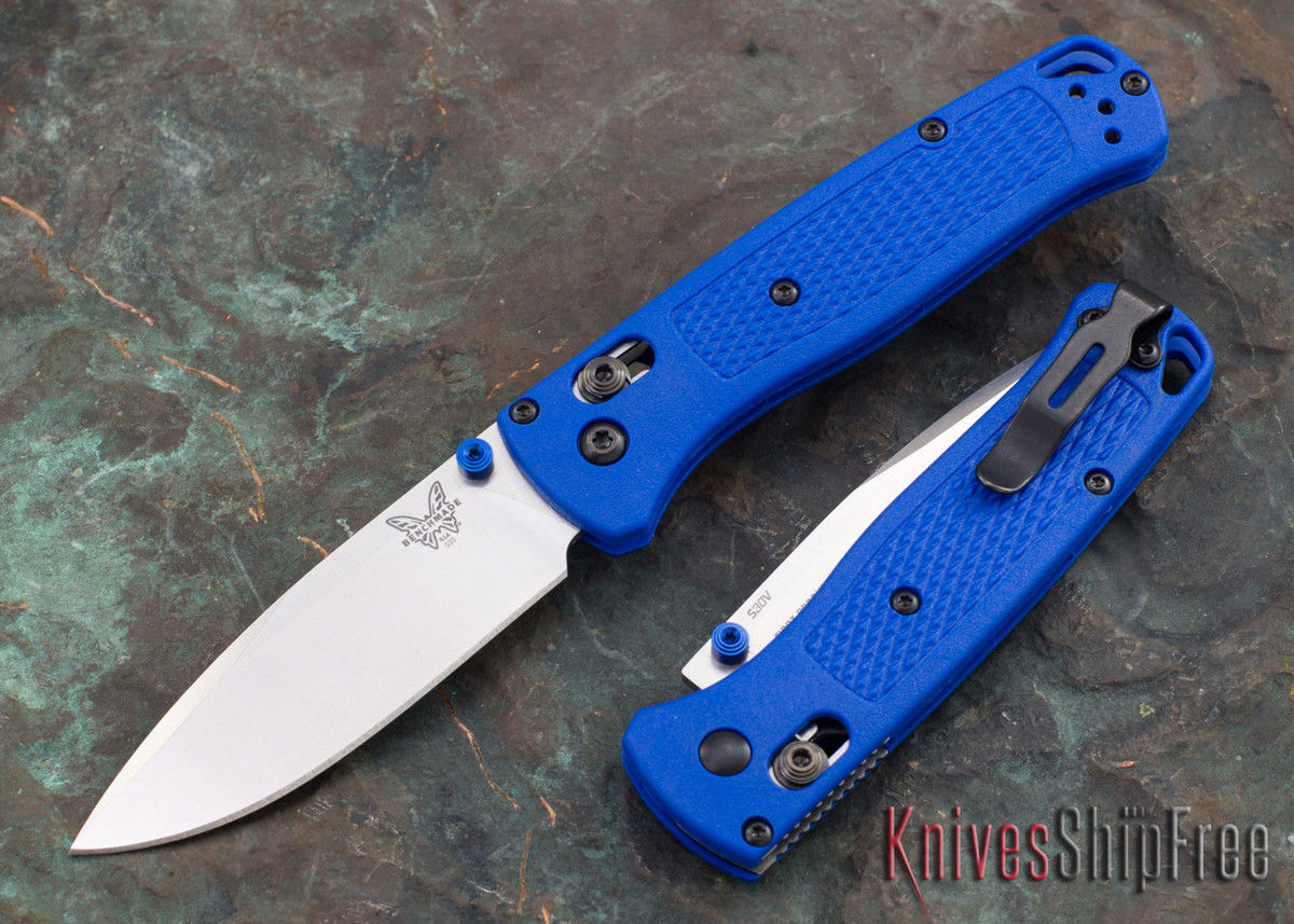 Benchmade Knives: 535 Bugout - AXIS Lock - S30V primary image