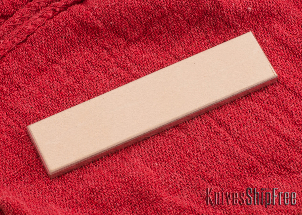 KME Precision Knife Sharpening System - Kangaroo Leather Strop primary image