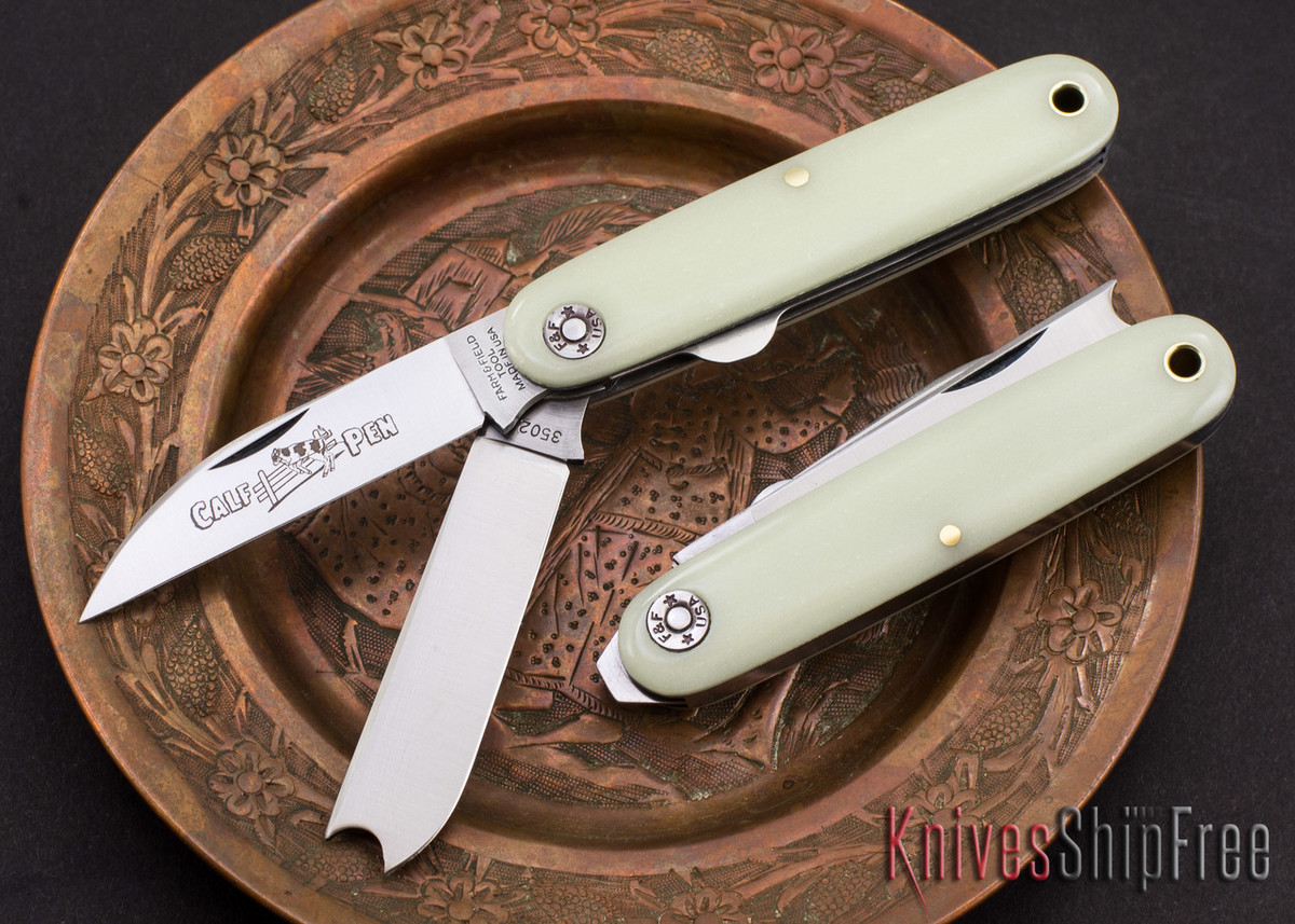 Great Eastern Cutlery: #35 Farm & Field - Calf Pen Jack - Nifebrite Acrylic primary image