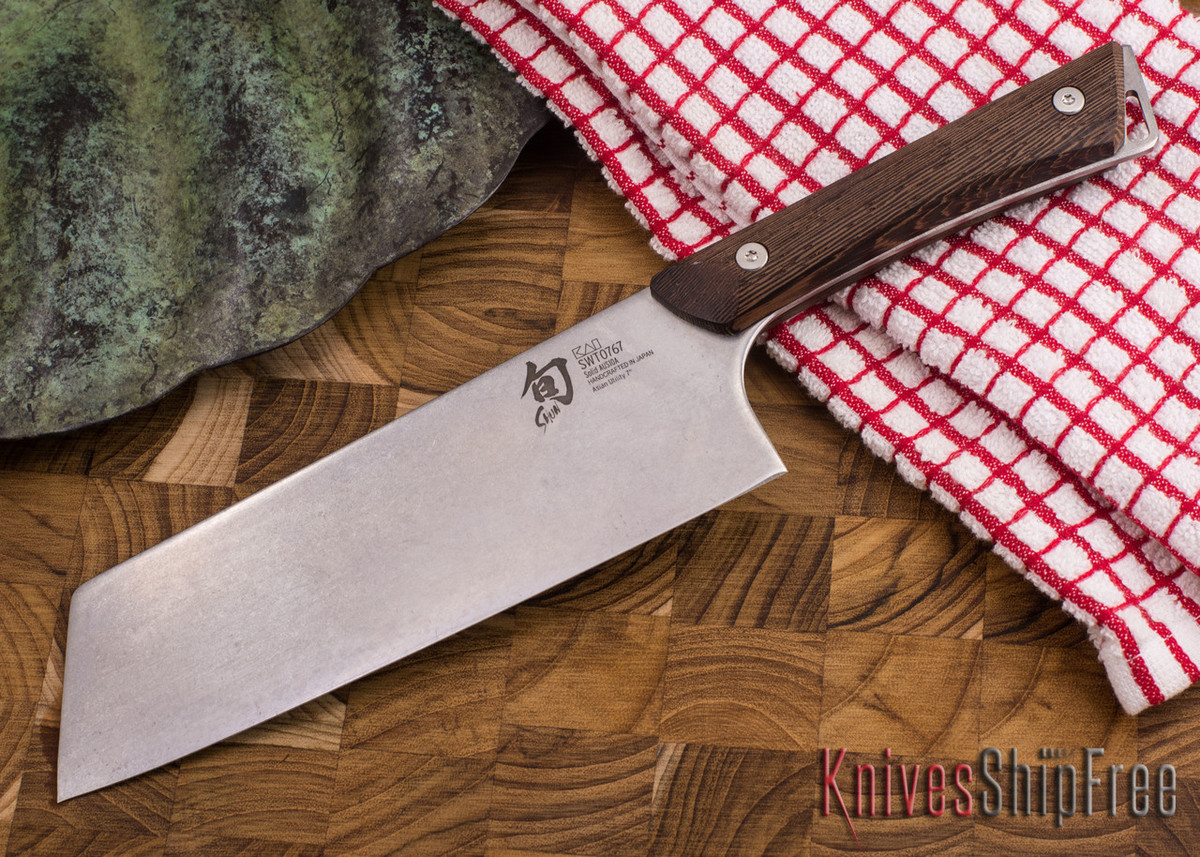 "Shun Knives: Kanso Asian Utility Knife 7"" - SWT0767 primary image"
