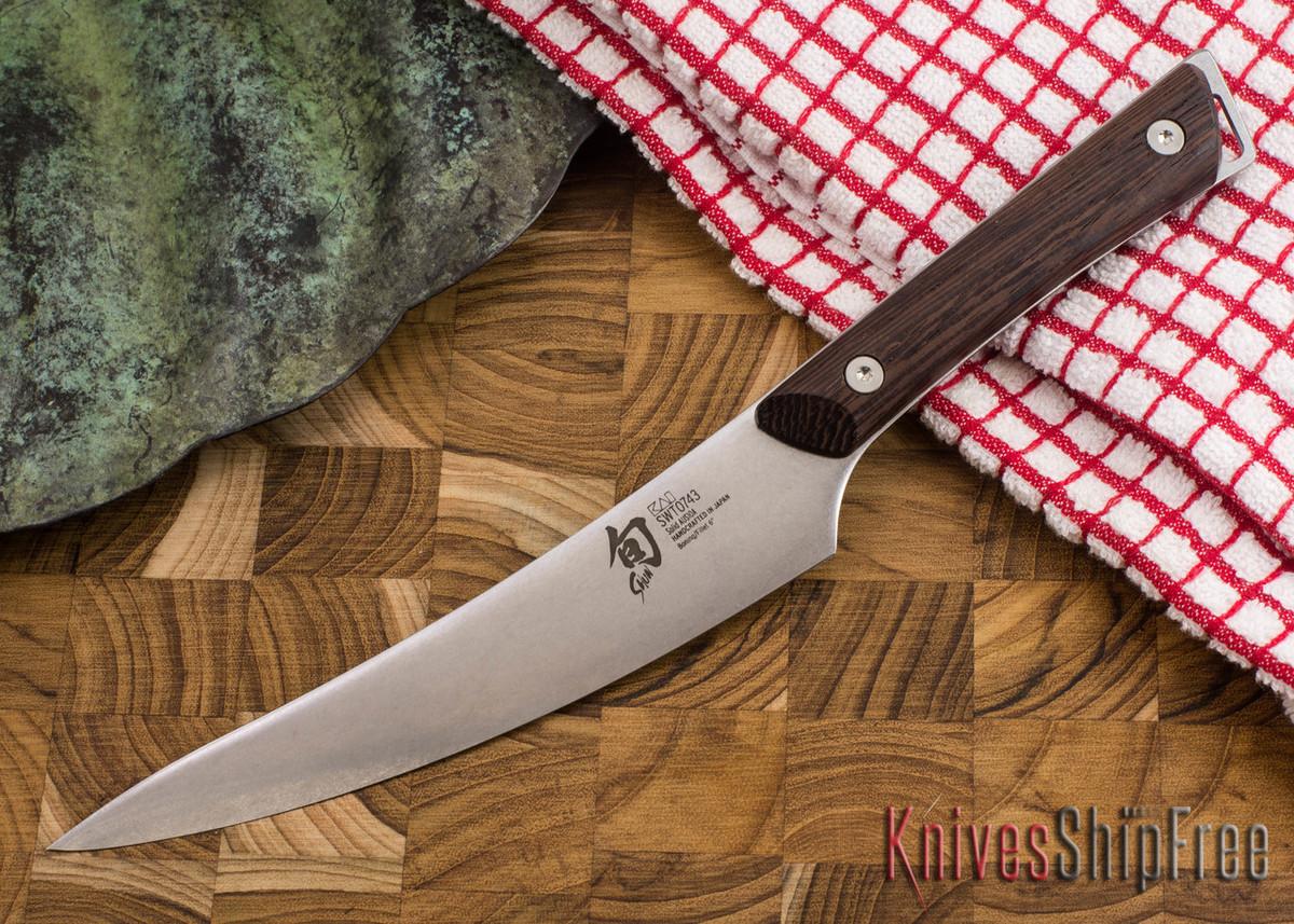 "Shun Knives: Kanso Boning/Fillet Knife 6.25"" - SWT0743 primary image"