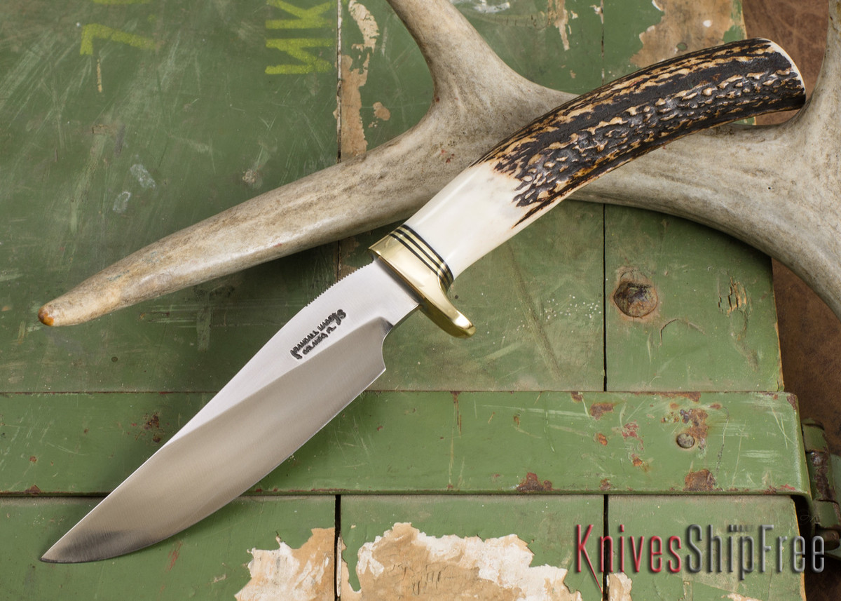 Randall Made Knives: Denmark Special - Stag - 101601 primary image