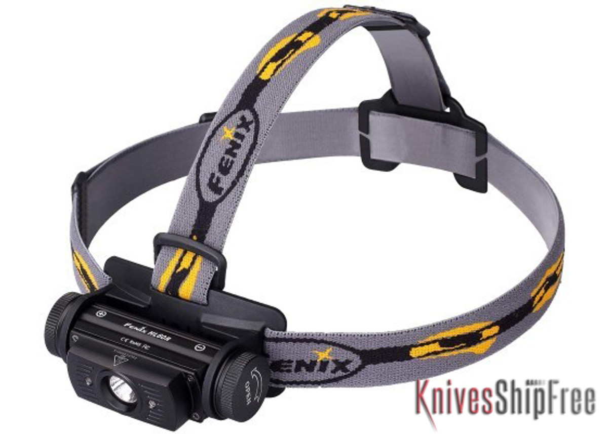Fenix Lights: HL60R Headlamp - Rechargeable Li-Ion Battery primary image