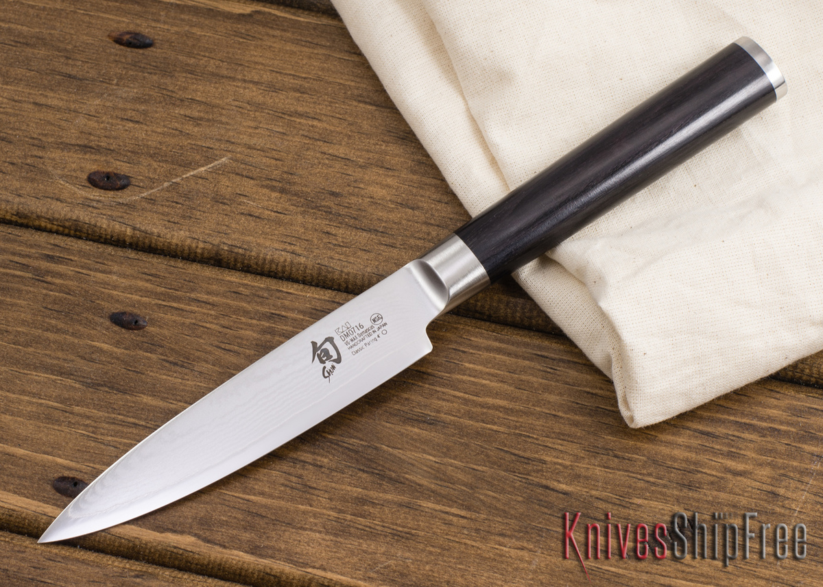 "Shun Knives: Classic Paring Knife 4"" - DM0716 primary image"