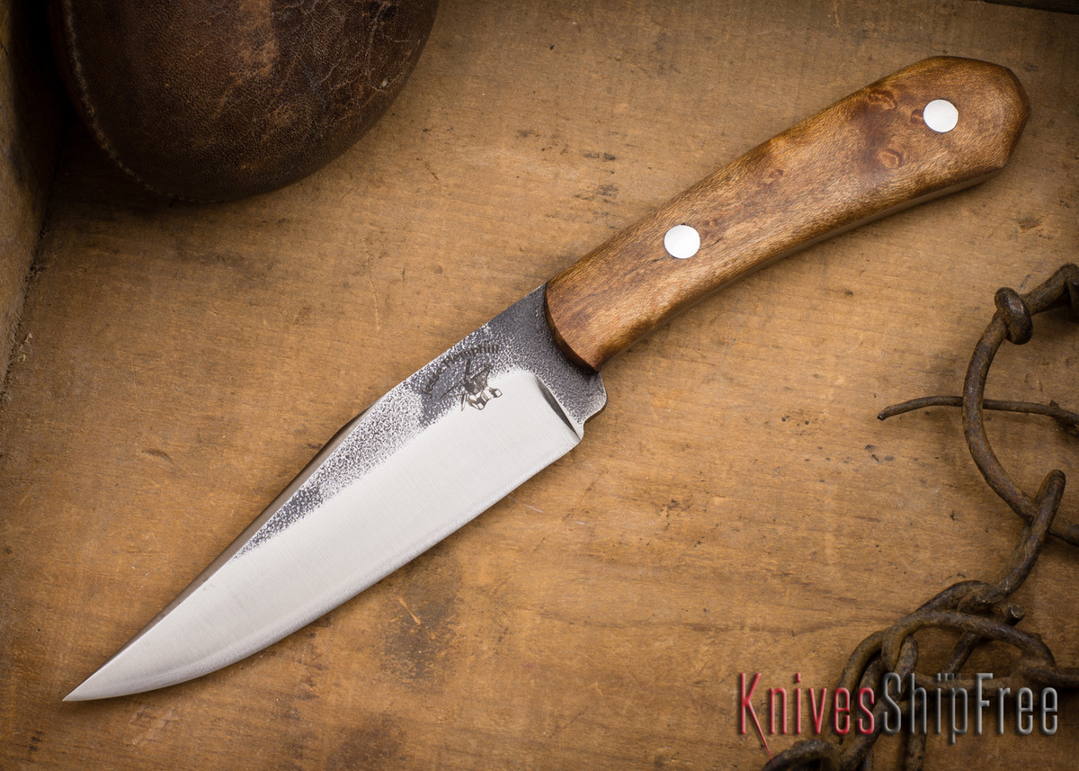 Jesse Hemphill Knives: Cumberland - Birdseye Oak #2 primary image
