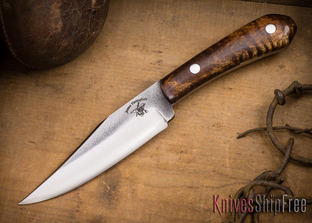 Jesse Hemphill Knives: Cumberland - Dark Maple #1 primary image
