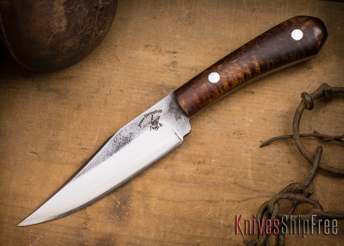 Jesse Hemphill Knives: Cumberland - Dark Maple #2 primary image