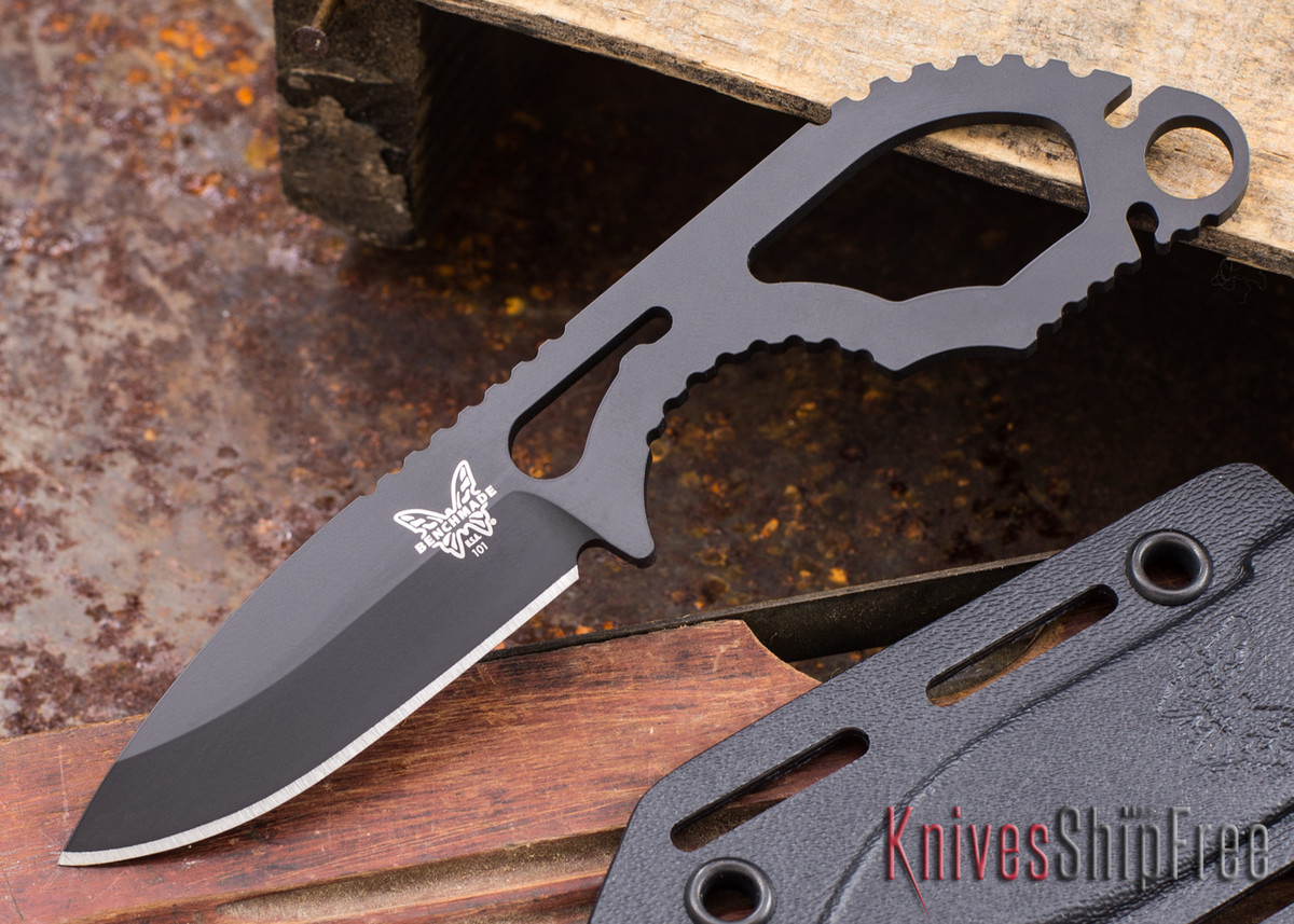 Benchmade Knives: 101BK Follow-Up - CPM-S30V - Neck Knife primary image