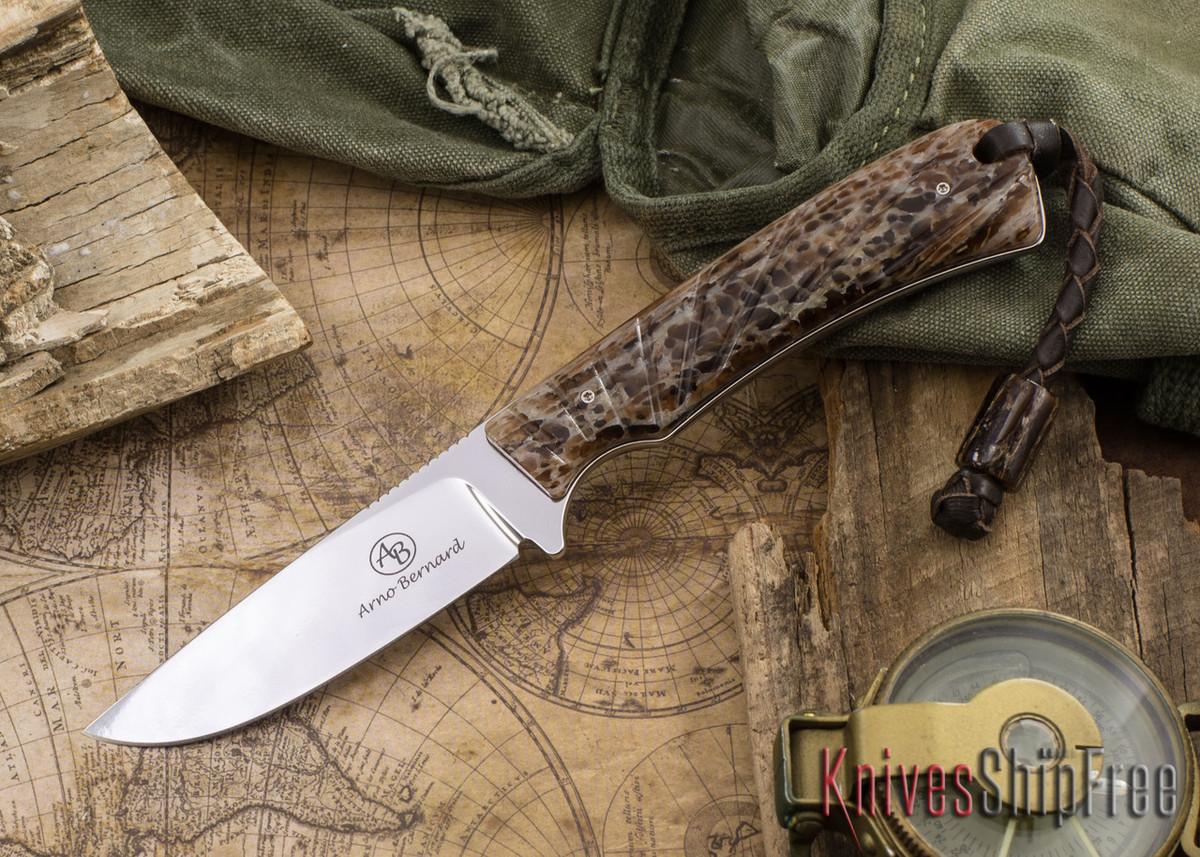 Arno Bernard Knives: Badger - Kudu Bone 13 primary image