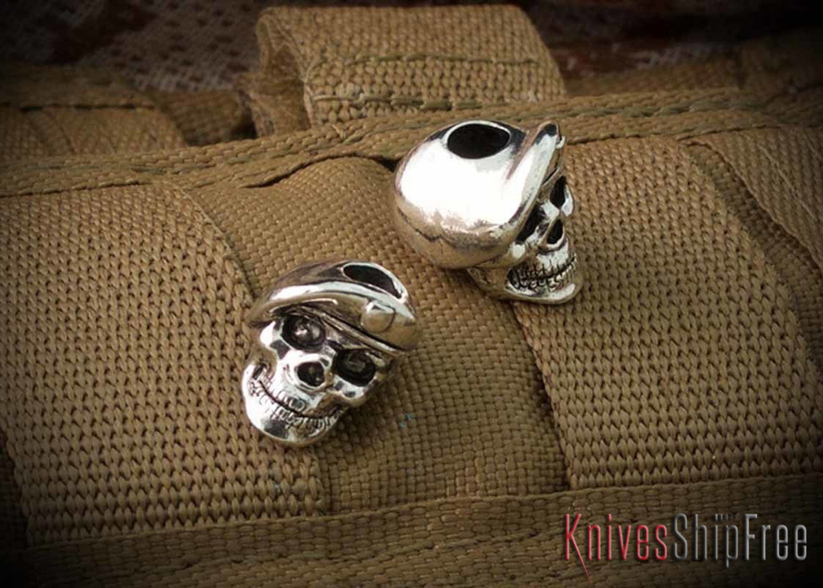 Spartan Blades: Beret Skull Bead primary image