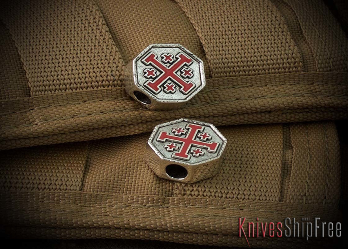 Spartan Blades: Crusader Cross Bead