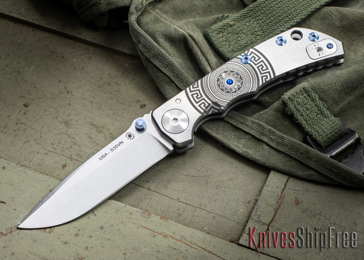 Spartan Blades: Harsey Folder - 2018 Special Edition - Spartan Shield primary image